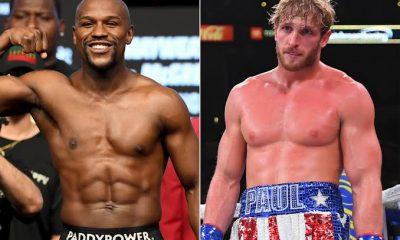 Floyd Mayweather announces exhibition fight vs. Logan Paul