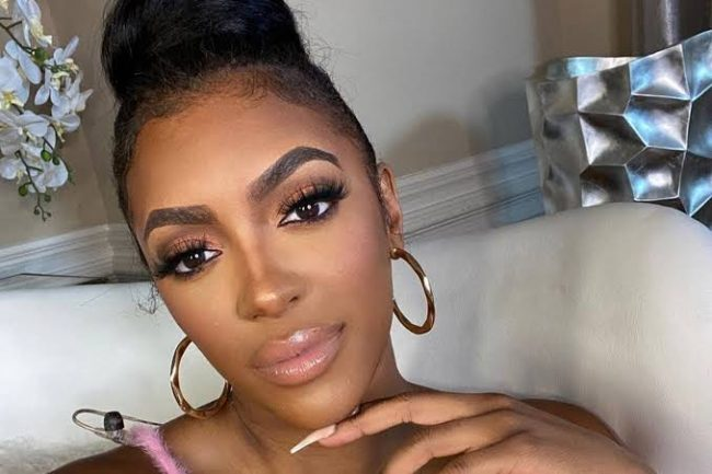 RHOA Star Porsha Williams Reportedly Pregnant By Male Stripper