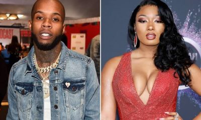 Tory Lanez Describes Megan Thee Stallion In Bed: 'Couldn't Take No Dick'
