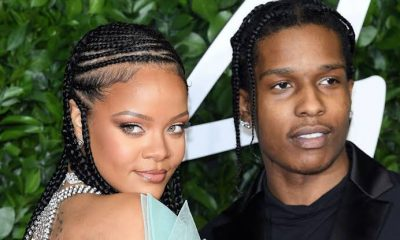 Twitter Reacts To Rihanna & Flacko's PDA Pictures In Barbados
