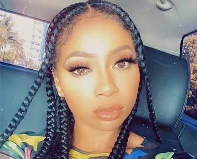Love & Hip Hop Atlanta Star Tommie Bleaches Her Butthole