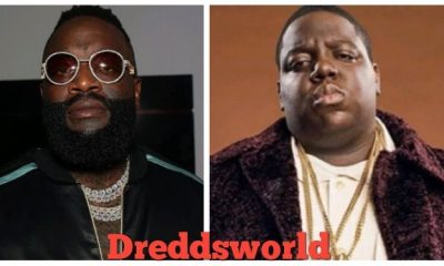 "Rick Ross Takes It As A ""Compliment"" That People Compare Him To Notorious B.I.G."