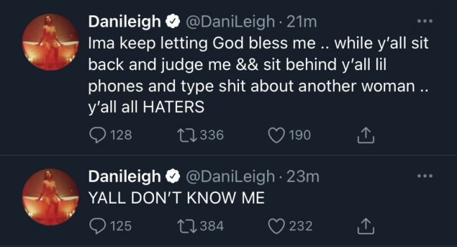 """DaniLeigh Issues Apology After Being Accused Of Colorism For New """"Yellow Bone"""" Song"""