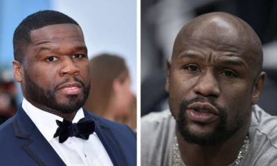 50 Cent Reignites Beef With Floyd Mayweather, Mocks His Beard Transplant