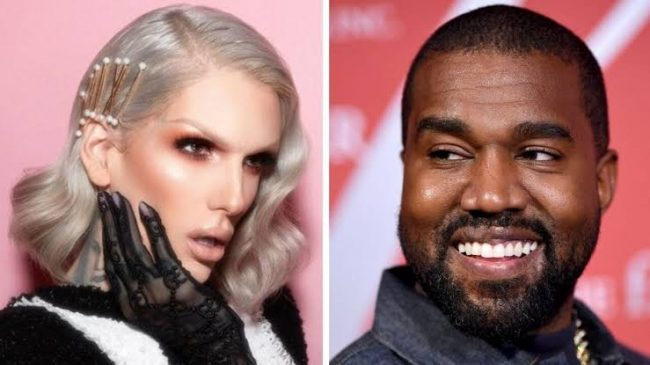 Jeffree Star Jokes About Rumors Kanye Kanye West Cheated On Kim K With Him