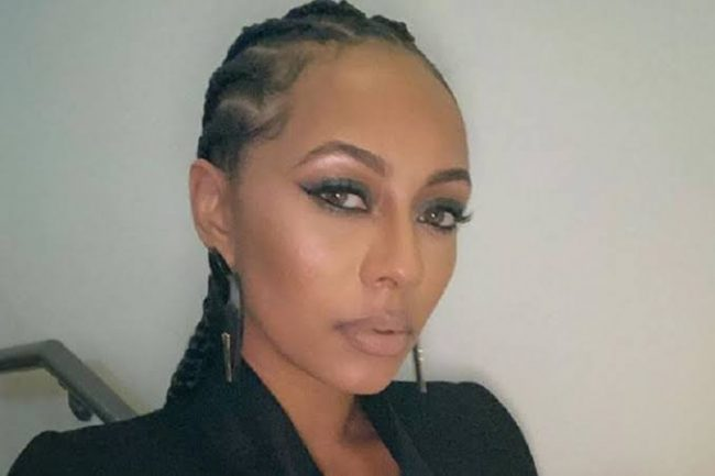 Keri Hilson Dragged On Twitter For Defending Donald Trump
