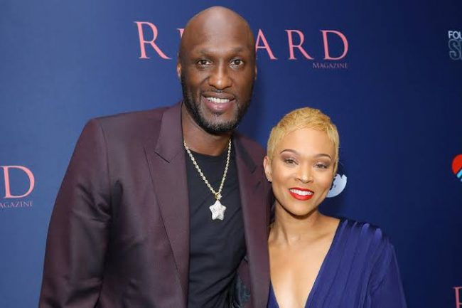 Sabrina Parr Reveals She's Already Dating Following Lamar Odom Split