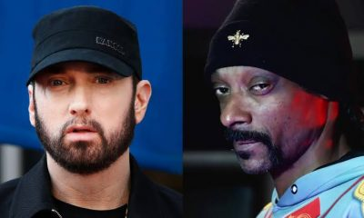 Snoop Dogg & Eminem Make Peace
