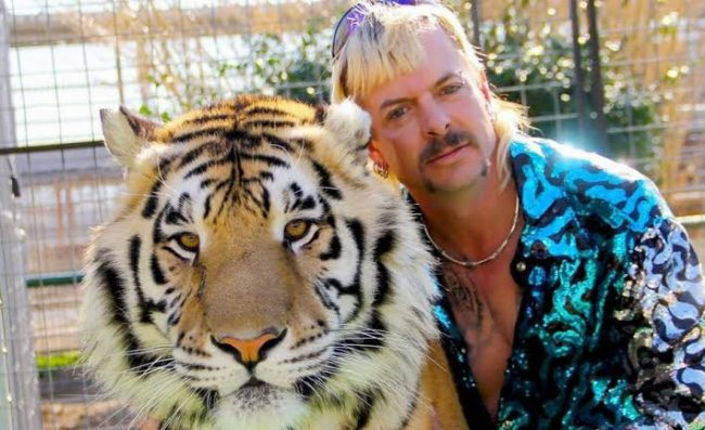 Tiger King Star Joe Exotic Says He Wasn't Pardoned Because Of His Sexuality