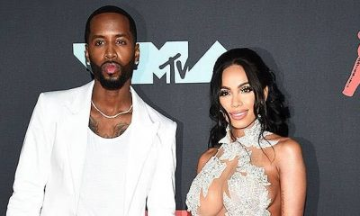 Safaree Samuels Doesn't Want Another Kid Because Erica Mena Got 'Too Fat' During Pregnancy