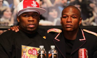"""50 Cent Wants To Fight Floyd Mayweather: """"I'd Fight Floyd"""""""
