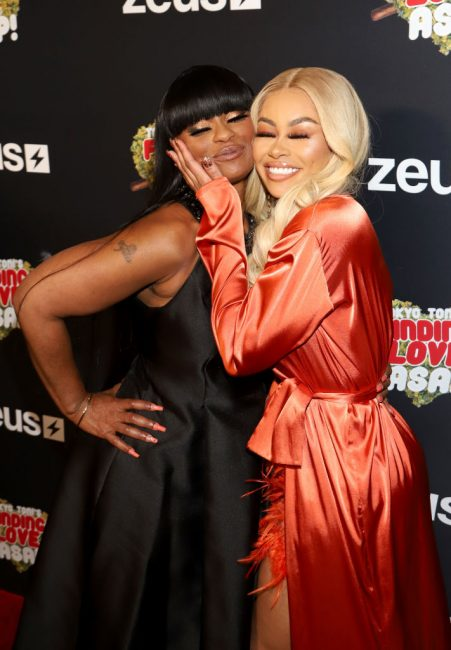 Blac Chyna Reacts To Her Mom Tokyo Toni Saying She's Not Proud Of Her