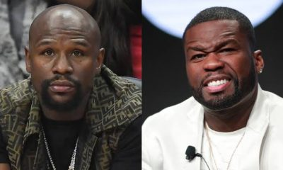 """50 Cent Backs Out Of Fight With Mayweather: """"Floyd Can't Read 2 Paragraphs"""""""
