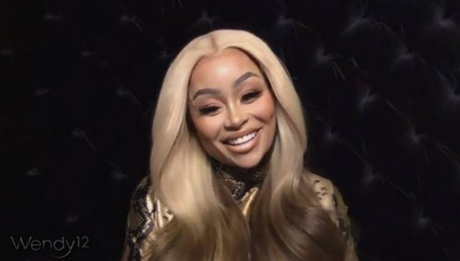 Blac Chyna Reacts To Tokyo Toni Saying She's Not Proud Of Her