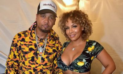Kimbella Gifts Her Man Juelz Santana A Maybach Truck As 39th Birthday Present