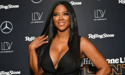 Kenya Moore Claims Someone Fucked The Stripper But She's Not The One