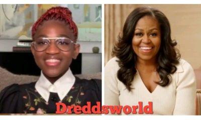 Michelle Obama Praises Zaya Wade During Virtual Interview