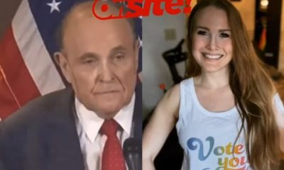 Rudy Guiliani's Daughter Caroline Says She Enjoys Threesomes, Sometimes With Black Men