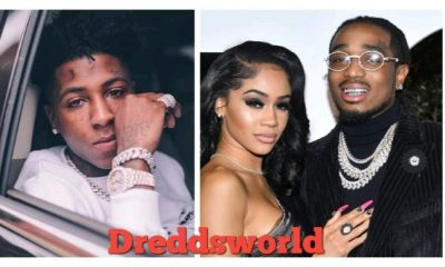 NBA YoungBoy Shades Saweetie Over Breakup With Quavo