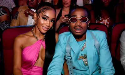 "Saweetie Tells Quavo To ""Take Care"" After Saying He's Disappointed In Her"