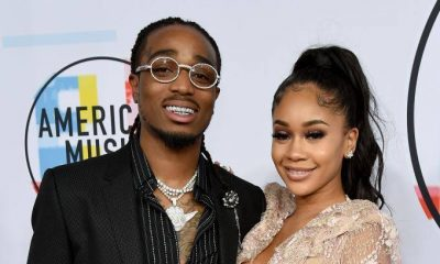 Quavo Reportedly Sent Repo Man To Saweetie's House To Retrieve The Bentley He Gave Her