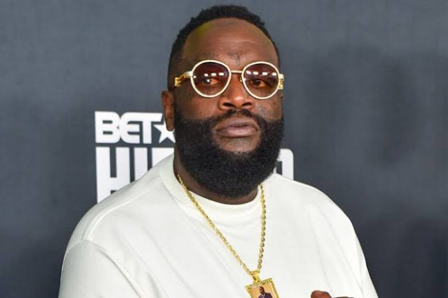 Rick Ross Says He Passed Out During Sex When He Was High On Lean