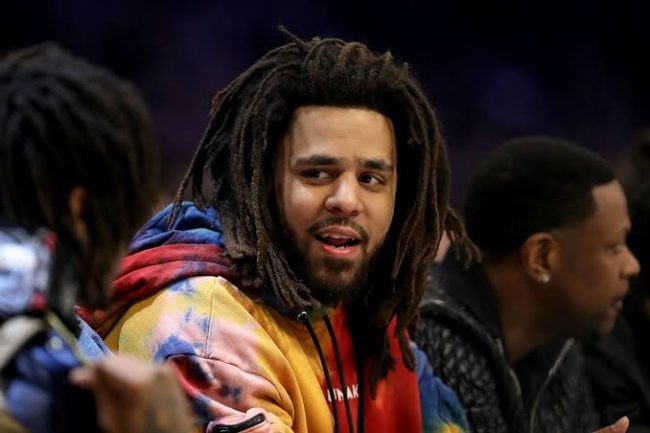J Cole's Manager Posts Pics From Detroit Pistons' Training Facility