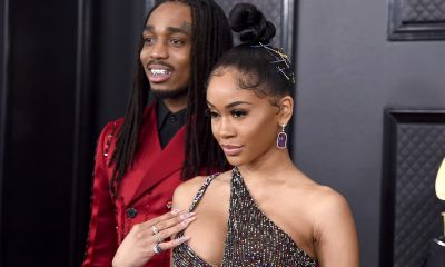 Quavo Confirms He Repo'd Saweetie's Bentley