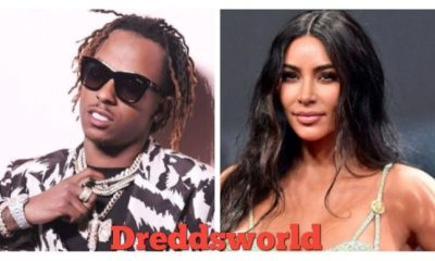 Rich The Kid Changes Caption After Shooting His Shot At Kim K