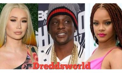 Boosie Thinks Threesome With Rihanna & Iggy Azalea Will Be Nice