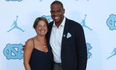 Twitter Reacts To Black Basketball Coach Hubert Davis, Saying He's Very Proud To Have A White Wife
