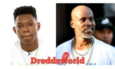Mixed Reactions As Yung Bleu Shares Messages With DMX