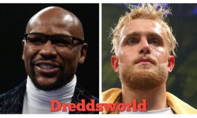 """Floyd Mayweather Reacts To Jake Paul Sexual Assault Allegations: """"The Kid Is So Thirsty"""""""