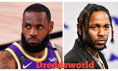 LeBron James Is In Dying Need Of Kendrick Lamar's Gift & Presence
