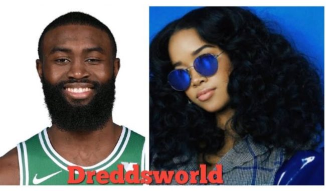 H.E.R Reportedly Dating Celtic All-Star JaylenBrown