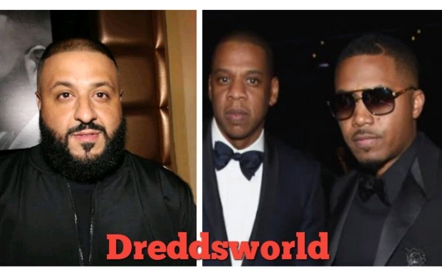 """DJ Khaled Previews Nas & Jay Z Song """"Sorry Not Sorry"""" Off His New Album"""