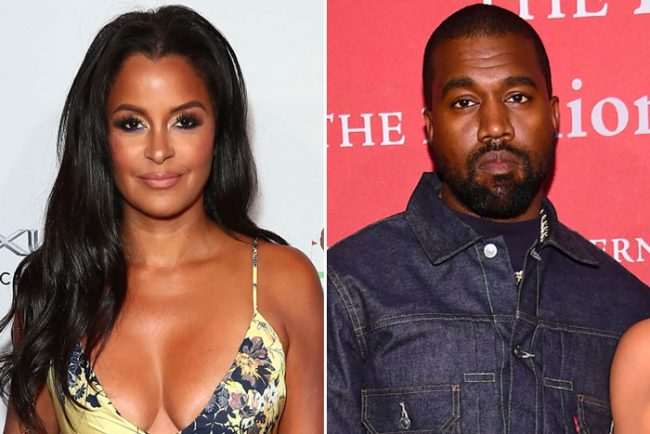 Claudia Jordan Denies Saying Kanye West Tried To Get With Her While With Kim