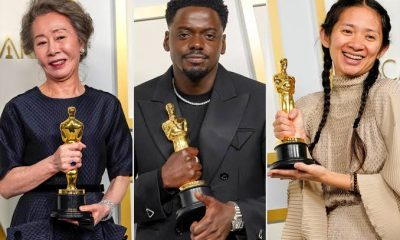 Oscars 2021 Full Winners List