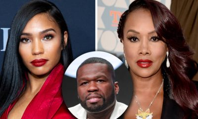 50 Cent's Girlfriend Cuban Link Responds To Vivica Fox Interview On 50 Cent
