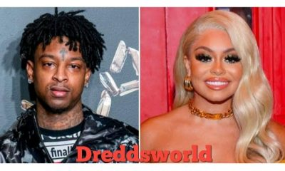 Fans Are Convinced They've Spotted 21 Savage's Shadow In Mulatto's Picture