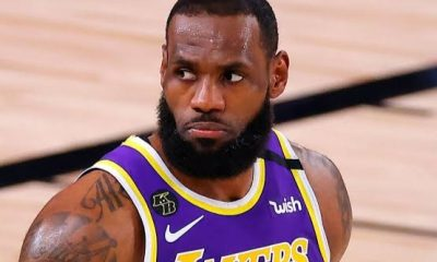 LAPD Union Calls For NBA To Investigate LeBron James Over Ma'Khia Bryant Tweet