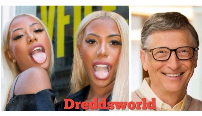 The Clermont Twins Slide In Bill Gates DMs Following Divorce From Wife Melinda