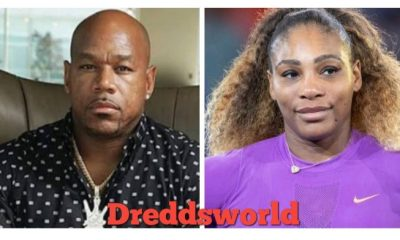 Wack 100 Reacts To Viral Photo Of Serena Williams Supposed Botched Facelift
