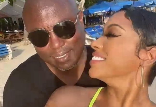 Falynn's Ex Husband Simon Is Now Engaged To Porsha Williams: 'Getting Married'