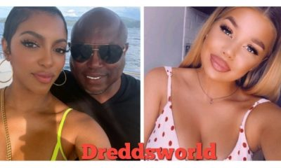 Simon Allegedly Cheating On Porsha Williams With Blonde Instagram Model