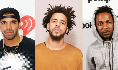 J. Cole Details Competition With Drake & Kendrick Lamar