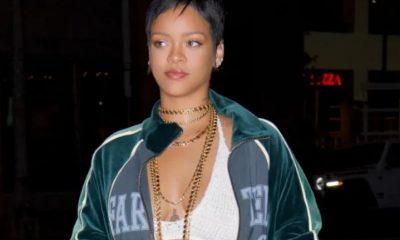 Rihanna Cuts Her Hair, Spotted Rocking Short Hair Again - Pics