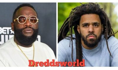 Rick Ross Defends J Cole After Terrell Stoglin Call His Presence In The BAL 'Disrespectful'