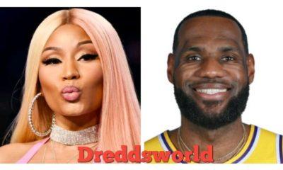 "Nicki Minaj Tells LeBron James She Has The 4th Spot On Rap Mount Rushmore Debate: ""It's Nicki"""