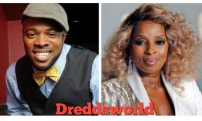 Danny Boy Claims Mary J Blige Molested Him When He Was A Teen